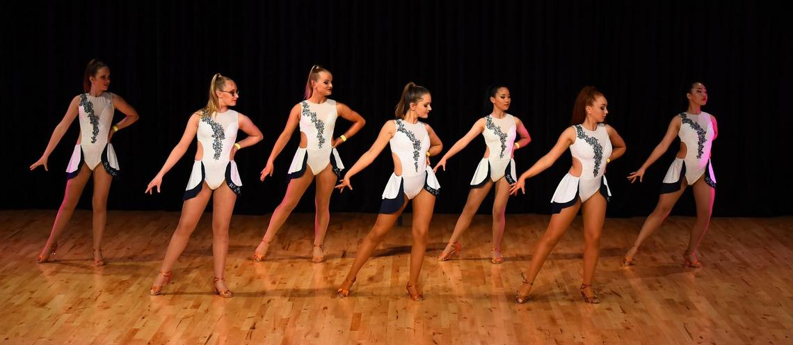 latin fire latin performance competition class ladies beginners youth team