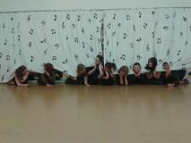 Crazy times at Ladies class