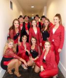 Latin Fire Team with Star ladies