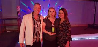 Latin Fire 'Above and Beyond' Award