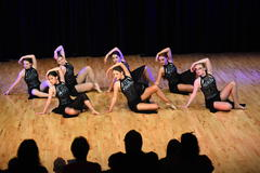 Dance Revolution Senior Contemporary