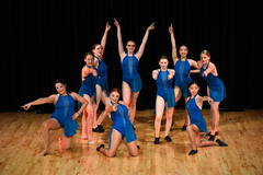 Dance Revolution Senior Jazz
