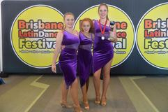 World Salsa Solo Youth Salsa Team 2nd Place